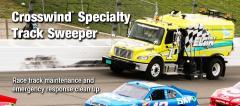 Elgin Crosswind® Specialty Track Sweeper