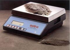 Setra Quick Count 11lb Scale