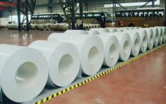 Coated Steel Coil, Coated Steel Sheet, Coated