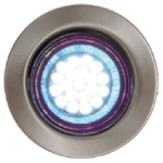 Halogen Gold Swivel Spot Light 110V