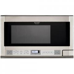 Over the Counter Microwave Oven Sharp R1214