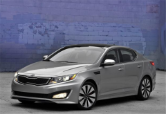 Kia Optima 4dr Sdn LX Car
