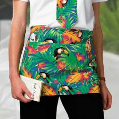 Tropical Waist Apron