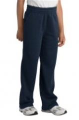 Navy Youth Sweatpants