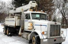 National Crane 556 B Boom Truck - Stand Up