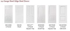 Multi-Family 90-Minute Steel Fire Doors