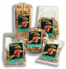 Lip Smacking Salted Nuts & Savory Snacks