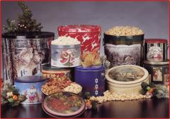 Holiday & Special Occasion Gift Tins