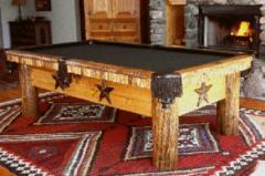 Lone Star Billiard Table