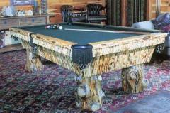 Teton Billiard Table
