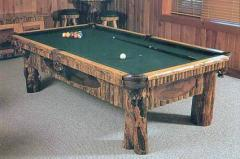 Bitterroot Billiard Table