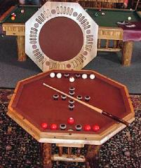 Three-in-One Poker Table