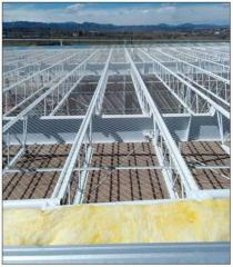 SKY-WEB II Roof Systems