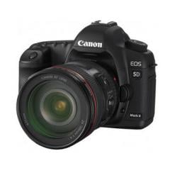 Canon  EOS 5D Mark II with 24-105mm f/4.0L IS USM