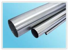 Stainless Steel (TIG) Welded Round Tube