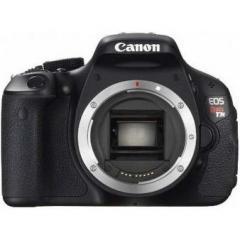 Canon  EOS Digital Rebel T3i camera