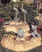 Granite sculptures