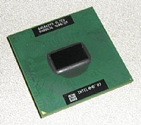 Intel Pentium M 1.5 Ghz Processor