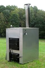 TERRA SERIES: Outdoor Coal Furnaces