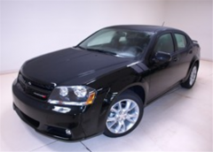 Dodge Avenger R/T Sedan Car