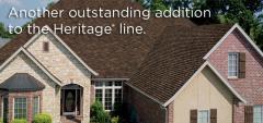 Heritage® WoodgateTM Laminated Asphalt Shingles