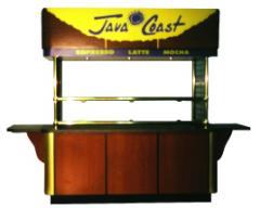 Espresso Capuccino Cart, # 6720