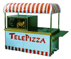 Pizza Pushcart, # 568