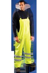 Premium Flame Resistant Rain Bib Pants
