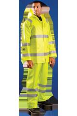 Premium Flame Resistant Rain Jacket