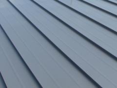 Standing Seam Metal Panels