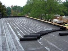 Asphalt Built Up Roofs