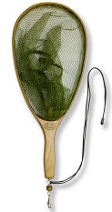 Hendrix Outdoors Burl Wood Catch and Release Net