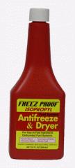 Zecol Freeze Proof Isopropyl Anti-Freeze &