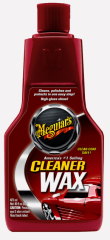 Cleaner-Wax Combination
