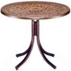 """36"""" Round Dining Table with Umbrella Hole"""