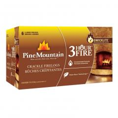 Pine Mountain Crackle Fire Logs