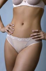 Low Rise Bikini Timpa Duet Lace