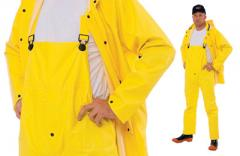 3-Piece Fabricator's Rain Suit
