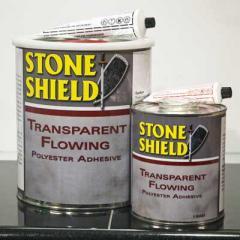 Stone Shield Polyester Adhesive