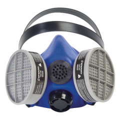 Reusable Respirators Survivair Blue 1
