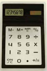 Touch Screen Solar Calculator