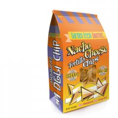Nacho Cheese Tortilla Chips