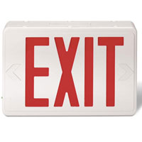 Brooks Exit Signs