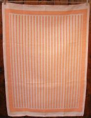 Tessitura Pardi Kitchen Towel - Stripe Orange