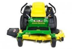 John Deere Zero-Turn Mowers
