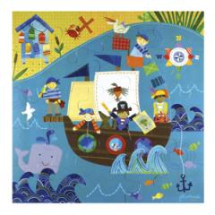 Puzzle Pirate BJP-10277