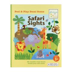 Activity Play Set Safari Sights BAPS-10786