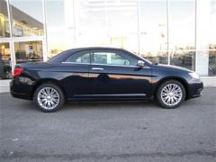 Chrysler 200 2dr Conv Limited Convertible Car
