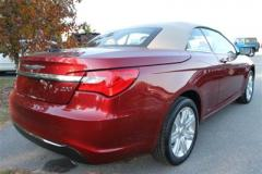 CHRYSLER 200 2dr Conv Touring Convertible Car