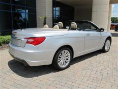 Chrysler 200 Limited Convertible Car
